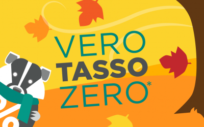 Ottobre a Tasso Zero