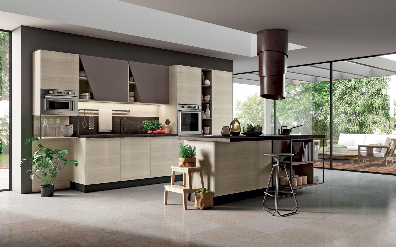 Dallas e Katia: cucine accoglienti e di tendenza - Mobilcenter