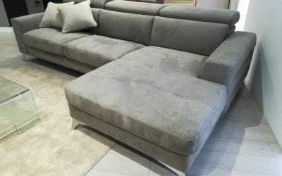 Benvenuto LUIS: il divano versatile e pratico