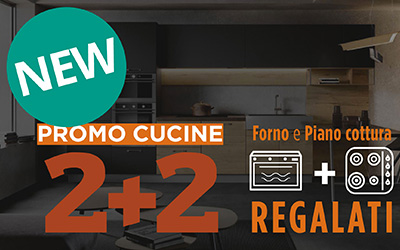 Promo Cucine 2+2