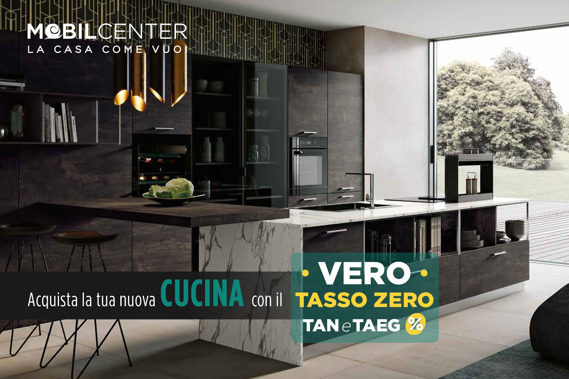 Cucine A Tasso Zero Mobilcenter