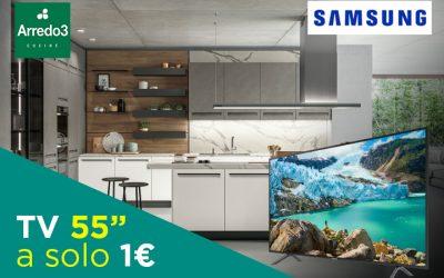 Imperdibile promozione: la TV a 1€!